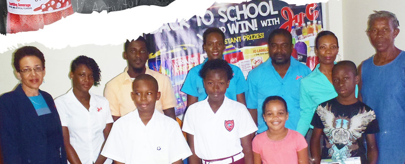 Back to School Promotion Grand Prize Winners