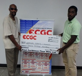 ECGC Sponsors National Sports Council